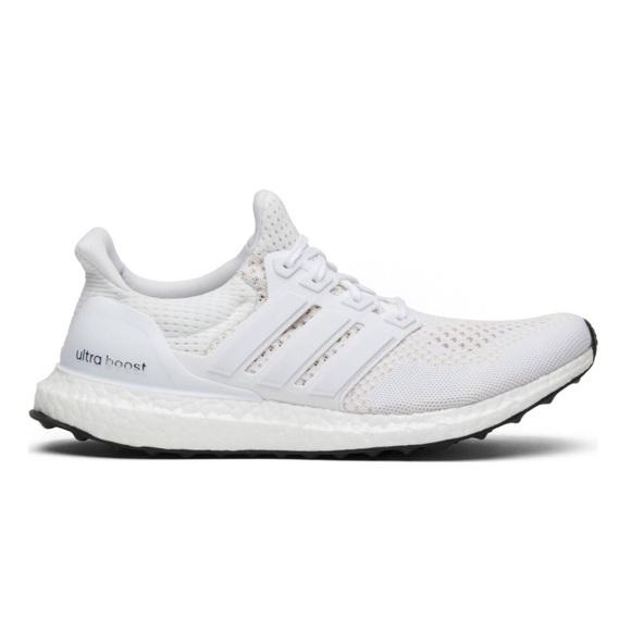 Adidas Men's UltraBoost 1.0 Triple White Size 11